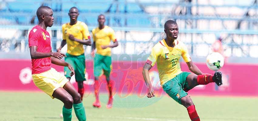 CAN U-17: le Cameroun à la conquête du sacre