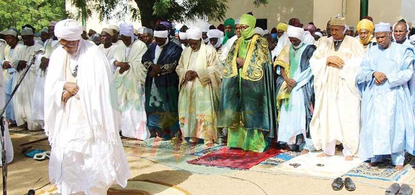 Dimanche prochain, les musulmans vont implorer Allah pour la paix au Cameroun/Tabaski 2019