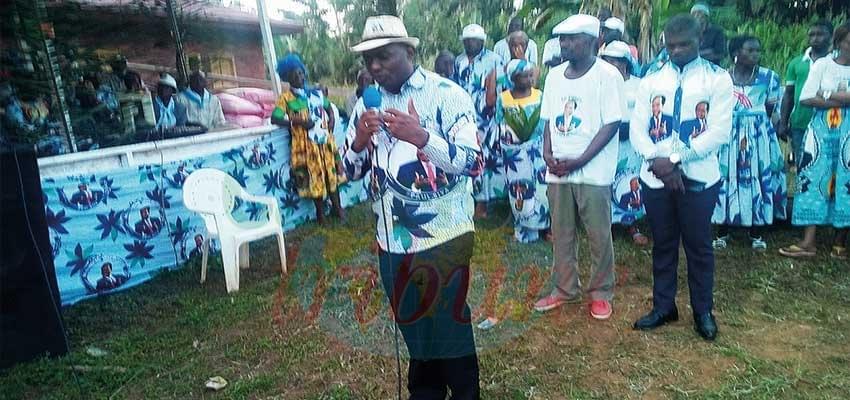 Image : Sud: le RDPC remercie les militants