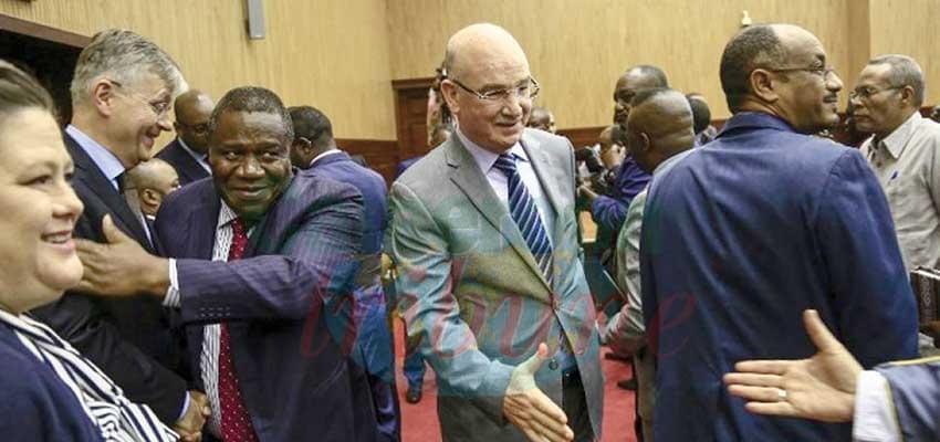 Centrafrique: un accord de paix conclu