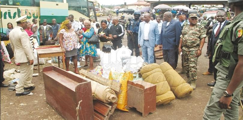 Image : NW,SW Crisis: South West Governor Sensitises Against Mass Exodus