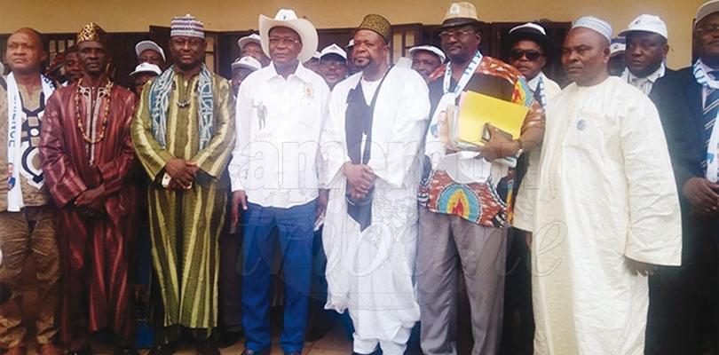 Image : RDPC-Bazou: les militants promettent 100%