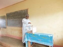 Abong-Mbang: les électeurs ont répondu présent