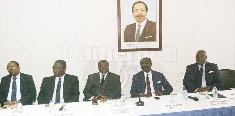 Image : « Pour le Libéralisme communautaire »: la nouvelle édition présentée à Douala