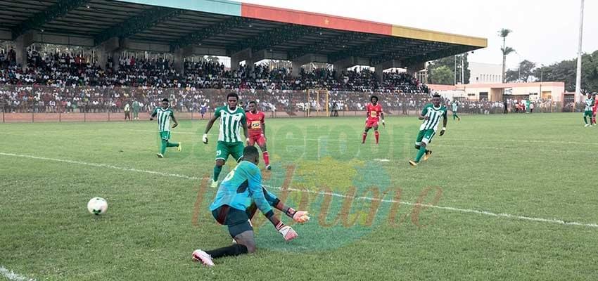 Image : Coupe de la confédération de la Caf: le Cameroun battu par le Ghana