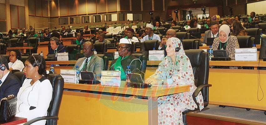 Parlement panafricain : le budget 2020 approuvé
