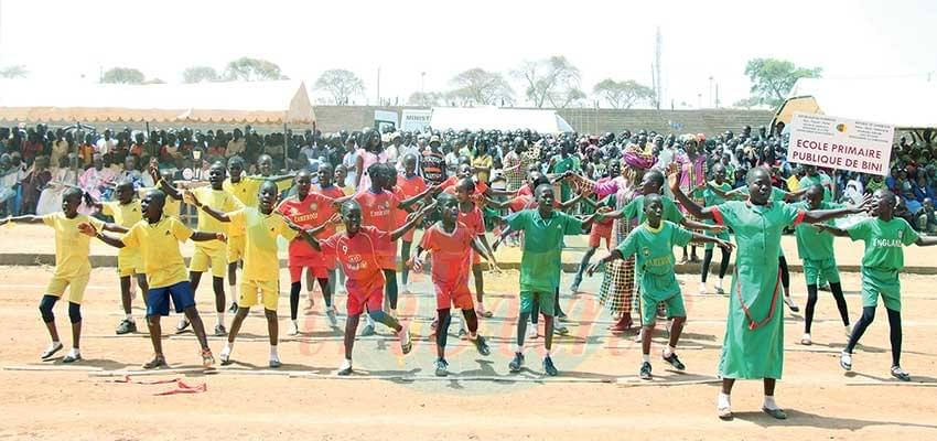 Image : Défilé du 11 février dans l'Adamaoua : Ngaoundéré III à l'honneur