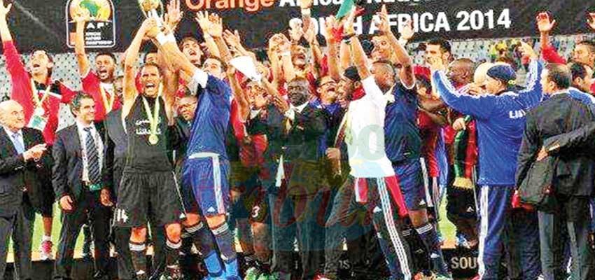 CHAN 2014: Libya Wins First Title