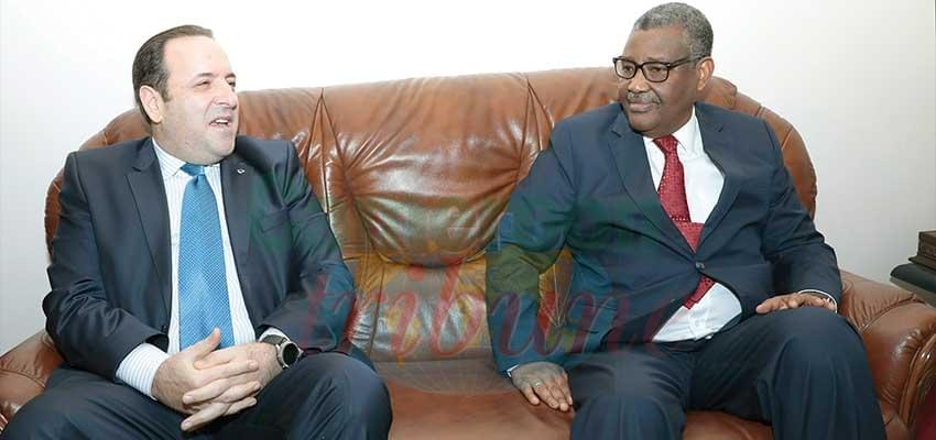 Image : Cameroon-Turkey: Political Dialogue, Solidarity Deepened