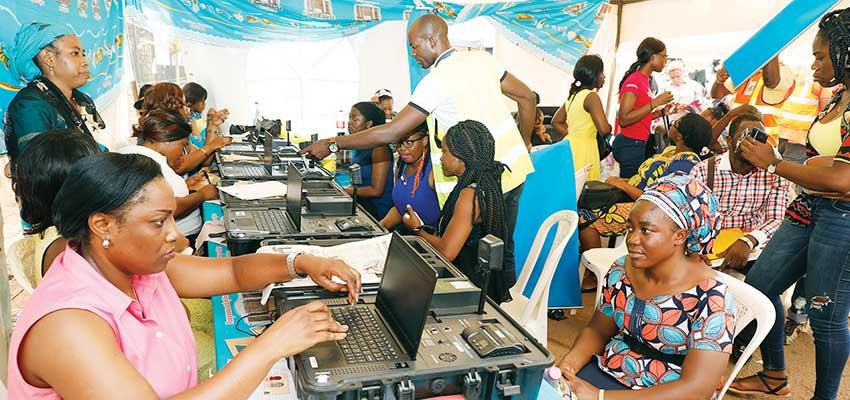 Legislative, Municipal Elections: ELECAM Working To Meet Target