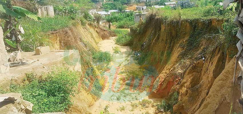 Japoma-Minyang : des populations face à l'érosion