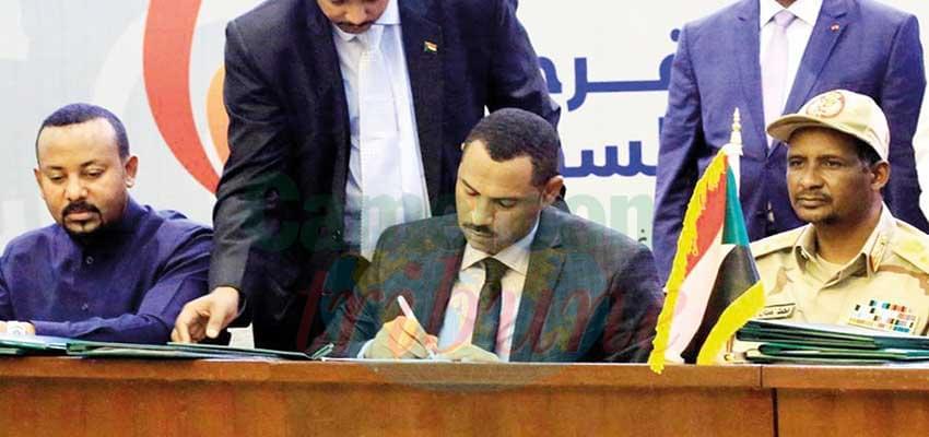 Soudan: la transition est en place