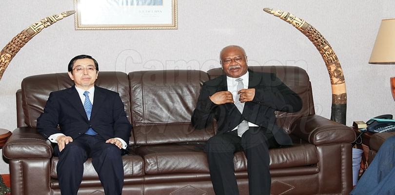 Image : Coopération Cameroun-Japan: plus d'investissements japonais en vue