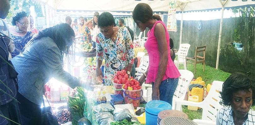 Produits agricoles: la nutrition mise en avant