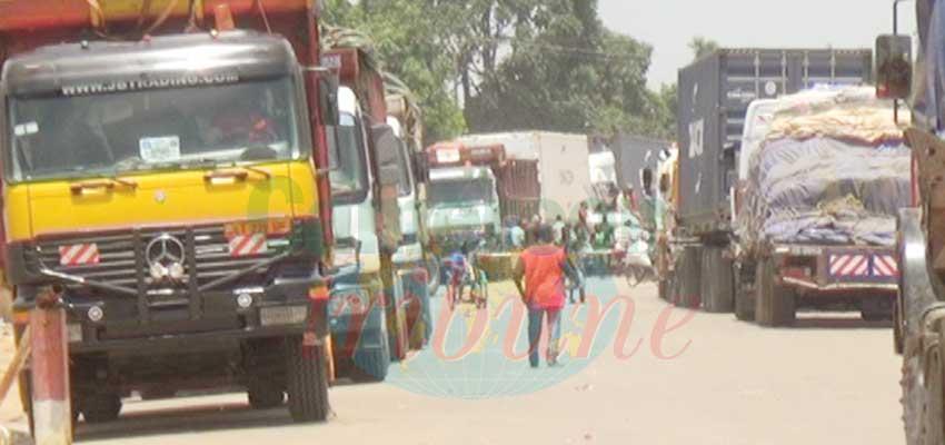Corridor Douala-Bangui: seuls les vivre ont accès