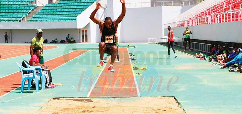 Athlétisme: un nouveau record national