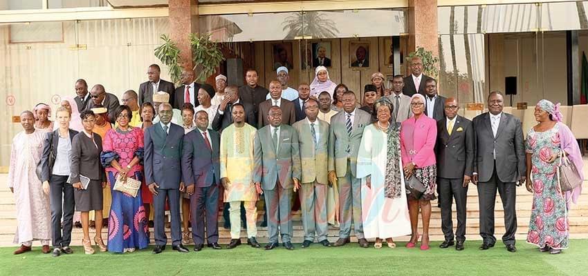 Image : Assemblée nationale: Les nouveaux promus prennent fonction