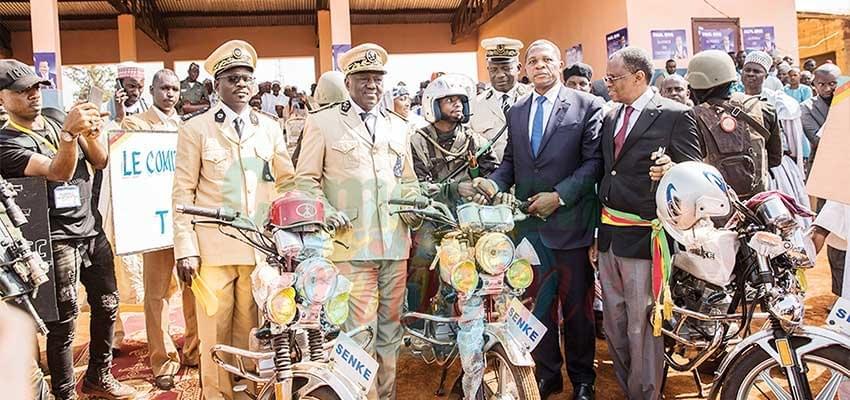 Image : Lutte contre les enlèvements dans l'Adamaoua: l'appui du chef de l'État est là
