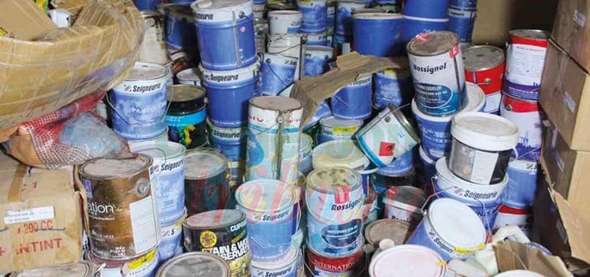 Lutte contre le commerce illicite : un réseau de fausses peintures démantelé