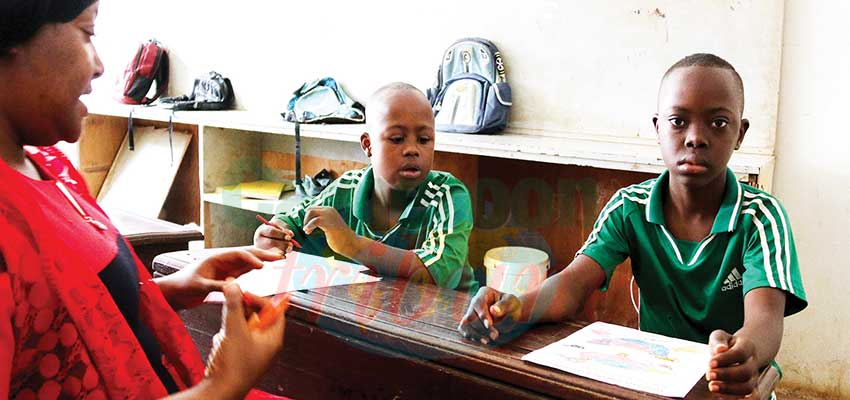 Trisomie 21:La scolarisation des jeunes victimes est possible
