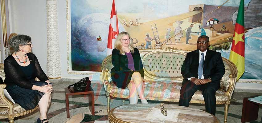 Image : Assistance humanitaire: le Canada offre plus de 3,8 milliards de F