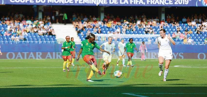 Coupe du monde féminin: Les Lionnes sont qualifiées pour les 1/8e de finale