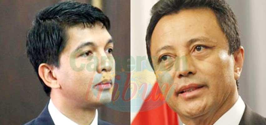 Image : Présidentielle malgache: deux anciens présidents au second tour