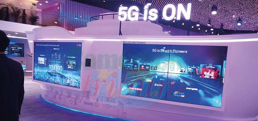 Image : Communications mobiles: les prouesses de la 5G