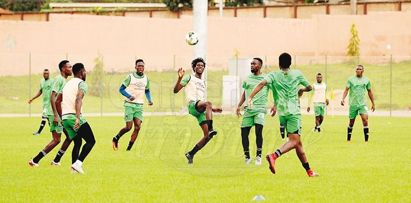 Image : Cameroon-Malawi: Black Flames Train In Yaounde