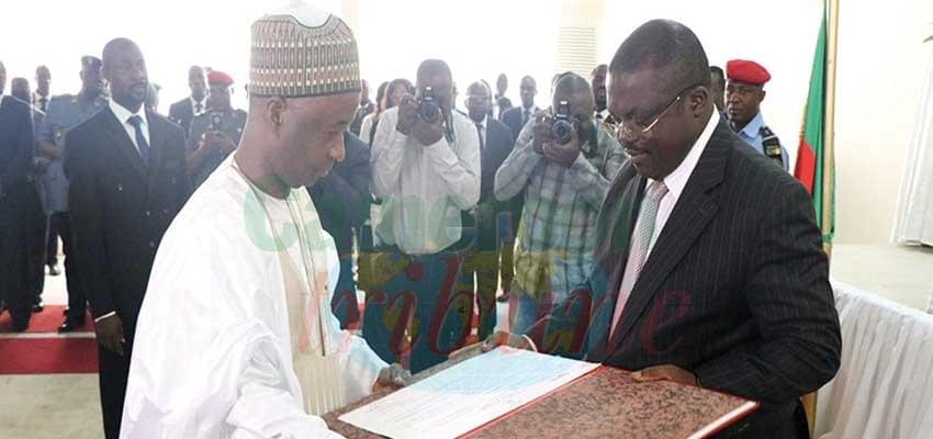 Institutions: le consul honoraire de Côte d'Ivoire en poste