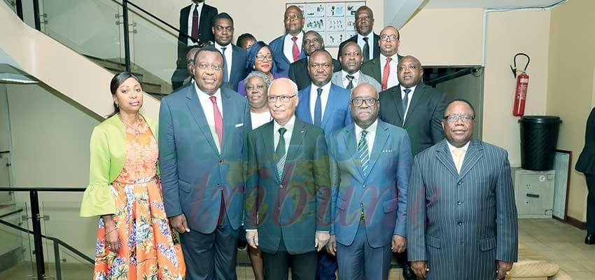 Nomination de Jean de Dieu Momo: les avocats sont contents