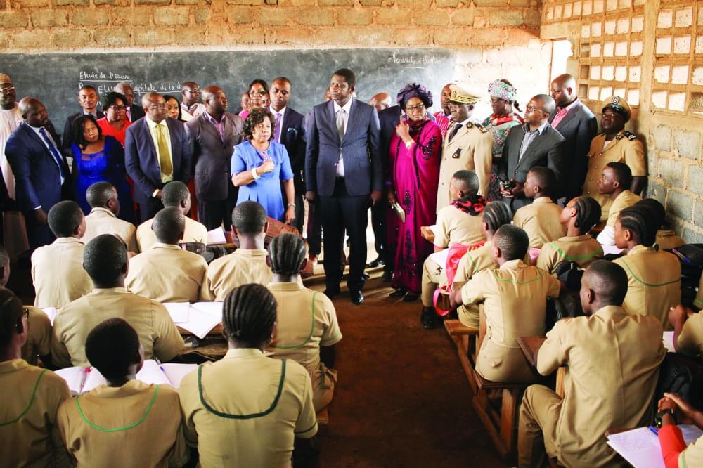 Security At School : Gov't To Install Surveillance Cameras
