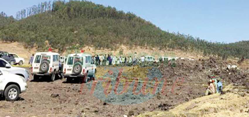 Ethiopian Airline Crash: 157 Dead