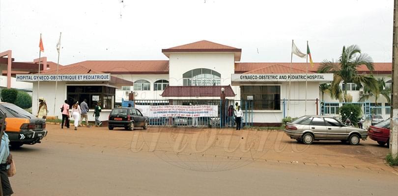 Image : Hôpital gynéco-obstétrique et pédiatrique de Yaoundé: les médecins chinois formellement intégrés