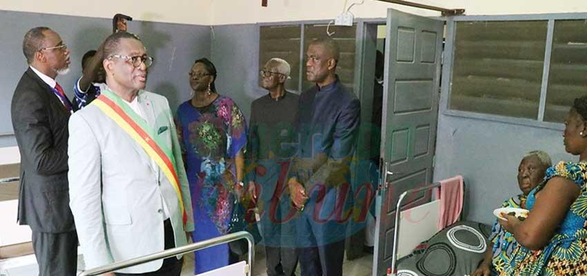 New Bell : l'hôpital de district rénové