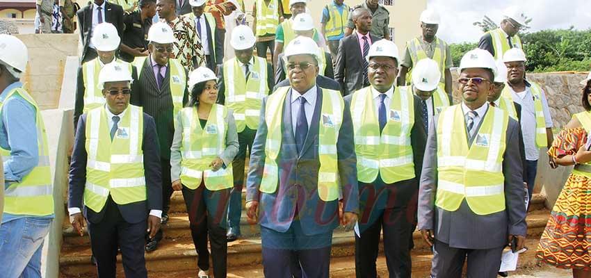 Le centre va servir à la formation et recyclage des douaniers.
