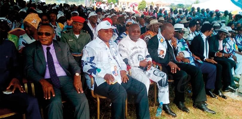 Image : Meyomessala: Paul Biya naturellement...