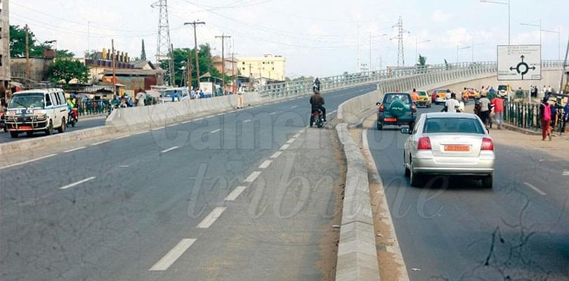 Image : Accès: Douala mieux ouverte d'est en ouest