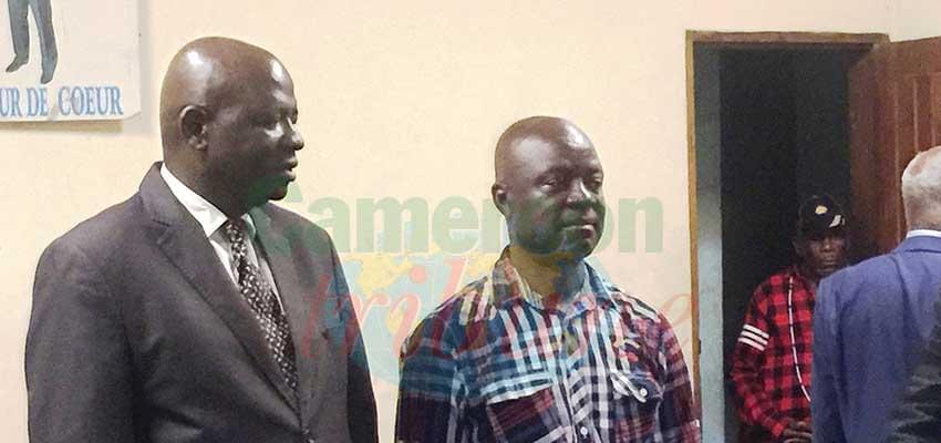 Banwa : le maire Charles Kameni en poste