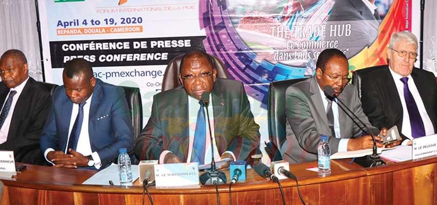 Promoting Business Ties : Douala Hosts Trade Fair In April