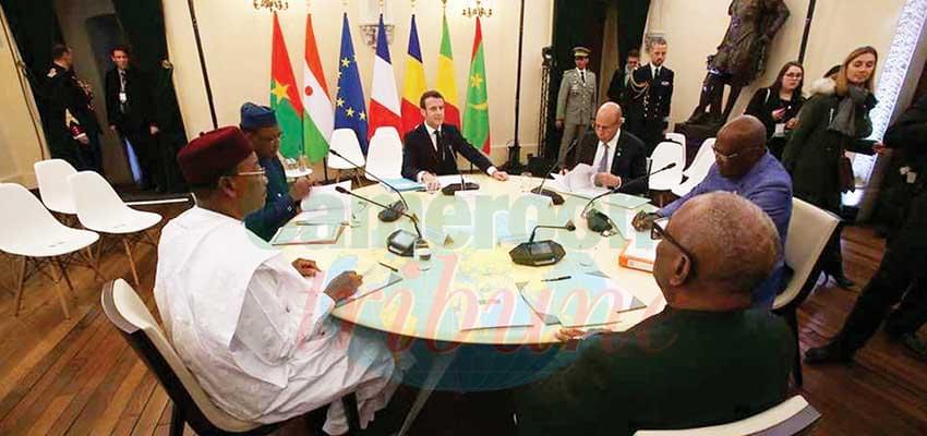 Lutte contre le terrorisme dans le Sahel : un nouveau départ