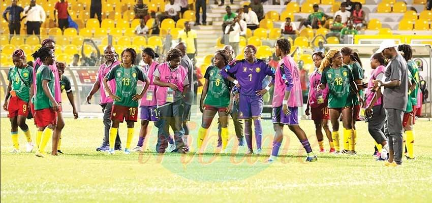 Women AFCON 2018: Cameroon Crumbles At Semi-finals