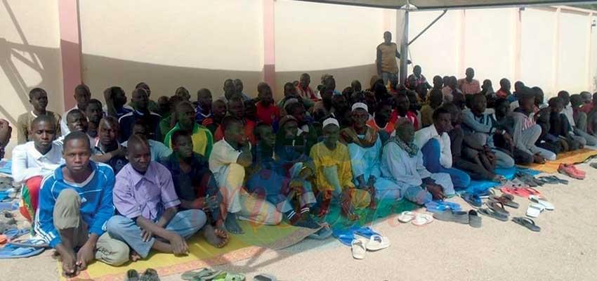Image : Comité de désarmement et de réintégration: Paul Biya abat une nouvelle carte
