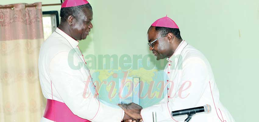 Conférence épiscopale nationale: Abraham Kome Boualo, nouveau président