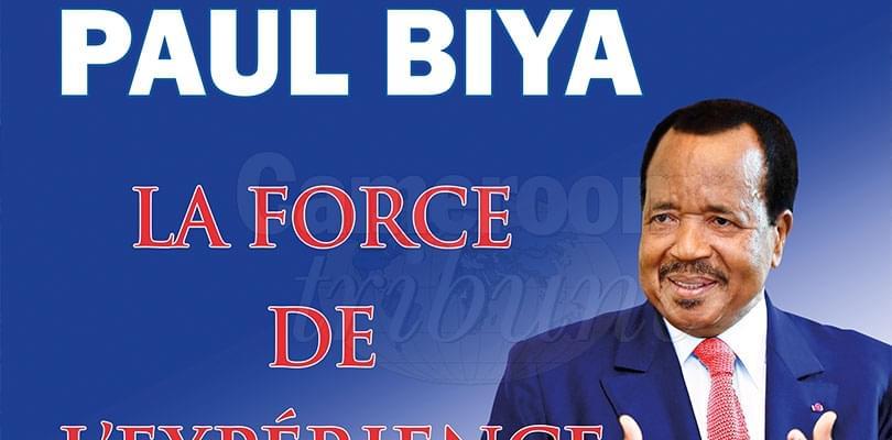 Image : Paul Biya: l'argument de l'expérience
