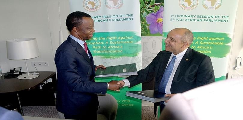 Image : Protection des handicapés et flux financiers illégaux: l'engagement du Parlement panafricain