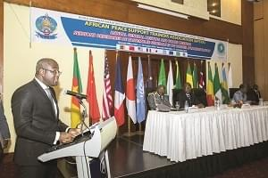 Image : African Peace Support Trainers Association: Cameroon To Host Secretariat