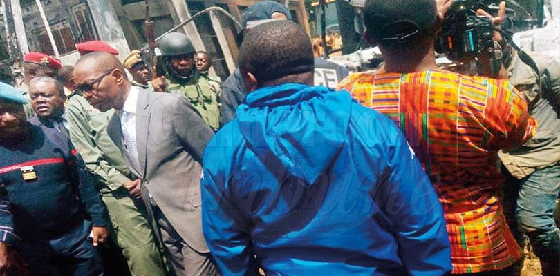 Babadjou- Bamenda Road:Construction Company To Continue Works