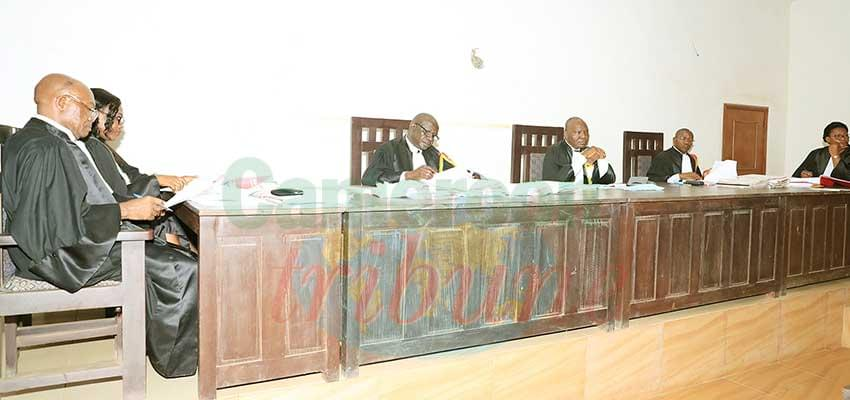 Contentieux des municipales : l'élection à reprendre à Monatélé