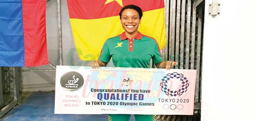 Eliminatoires JO de tennis de table : Sarah Hanffou décroche sa qualification